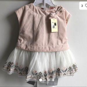 Max Studio Baby Tutu Outfit